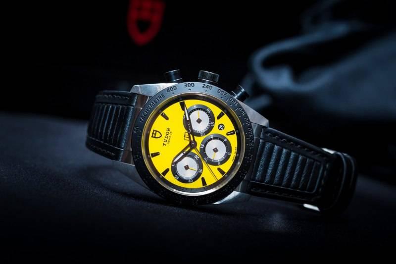 Tudor-Fastrider-Chronograph-2015-Yellow