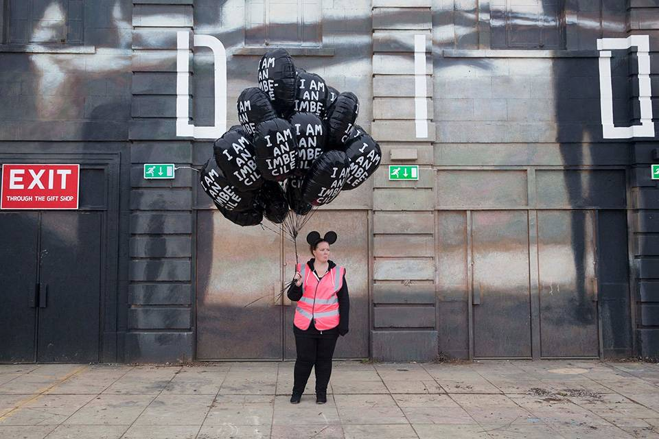 Dismaland: British Artist Banksy Is Back In A Big Way