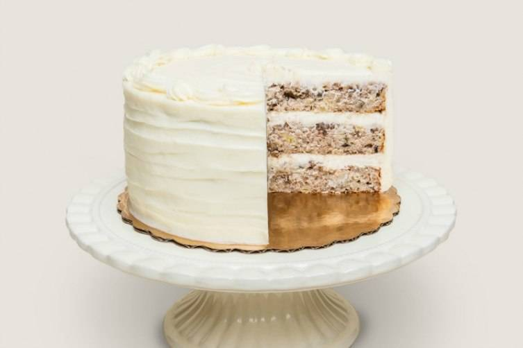Hummingbird Cake from Cake Bar is a sweet nod to the south.