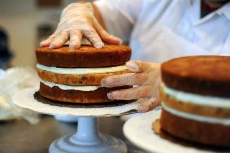 Cake Bar lovingly makes all of their cakes from scratch - just like Grandma did.