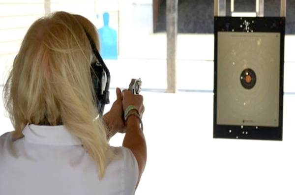If you are looking for an active, casual date an afternoon of target practice at Elm Fork Shooting Range is a great idea.