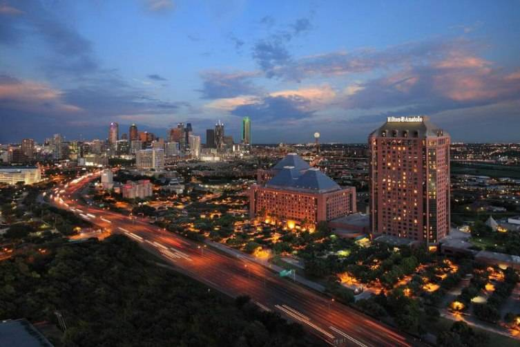 The Hilton Anatole is conveniently located -- the perfect spot for a Dallas staycation.