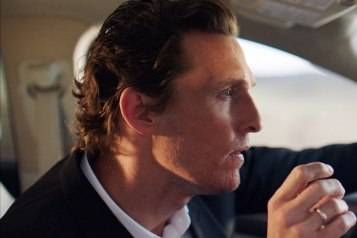 Lincoln Launches MKC Campaign Featuring Matthew McConaughey