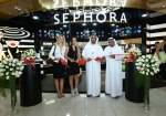 Sephora Pops Up At Abu Dhabi International Airport