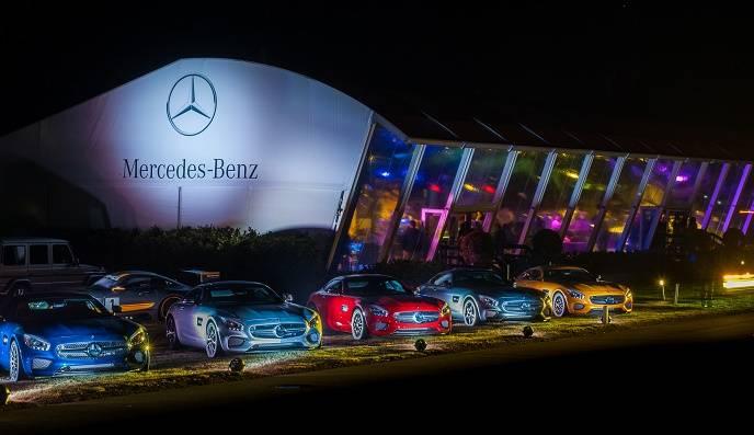 Mercedes-Benz After Dark Party