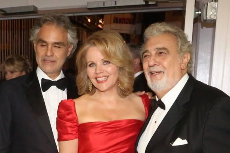 Remembering Pavarotti Benefit 2