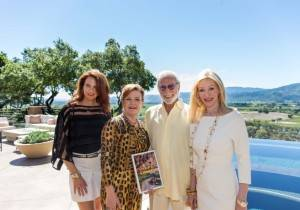 Nicole Needham, Jennifer Raiser, Ted Deikel and Pamala Deikel