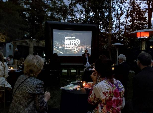 Napa Valley Film Festival: First Look Silicon Valley Patron Preview
