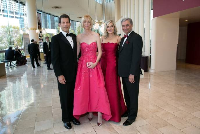 Jon Rubinstein, Karen Richardson, Renata Anderson and Raj Singh