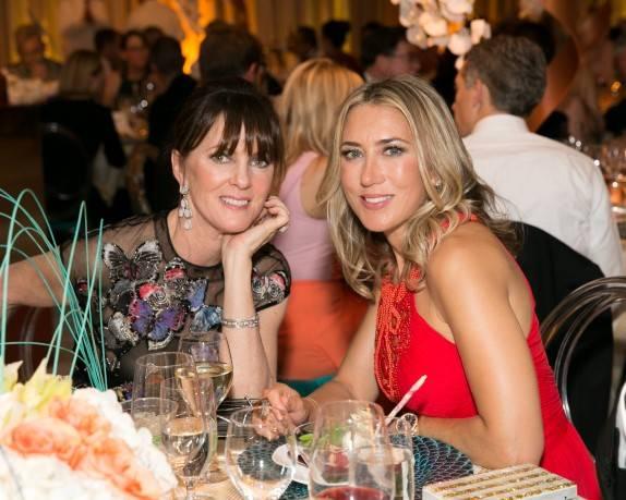 Allison Speer and Juliete de Baubigny