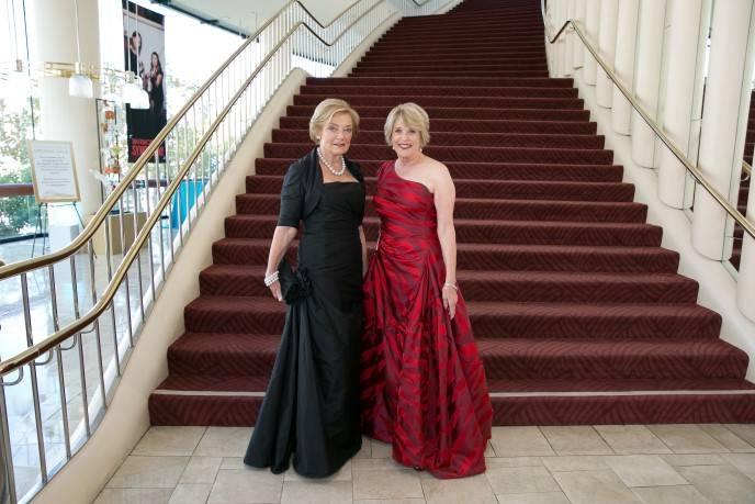 Gretchen de Baubigny; Dagmar Dolby