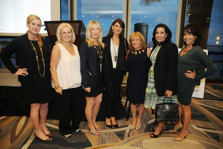 Kimberly Albanes Ginsburg, Elsie Howard, Millinda Sinnreich, Jennifer Valoppi, Jayne Weintraub-Sale, Alina Feldman & Eileen Youtie