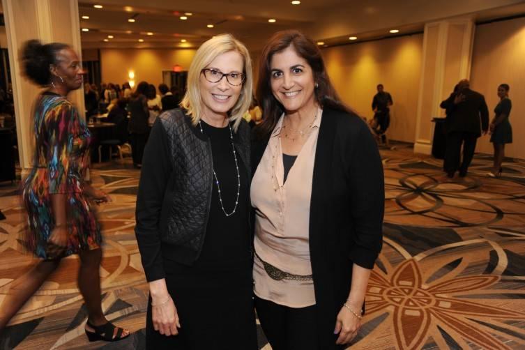 Dr. Margo Brilliant & Elise Scheck Bonwitt