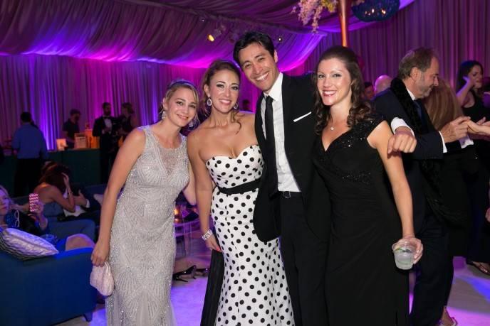 Danielle Maybach; Schuyler Hudak; Ben Kaplan; Sarah Fenn