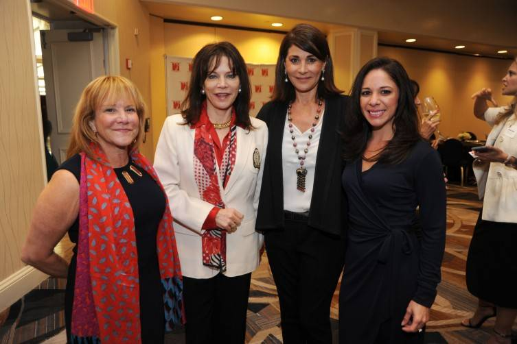 Jayne Weintraub-Sale, Honorable Katherine Fernandez Rundle, Jennifer Valoppi & Maria Sanin