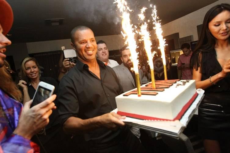 Ulysse Nardin, Crown Royal And Haute Time Celebrate John Wall's Birthday
