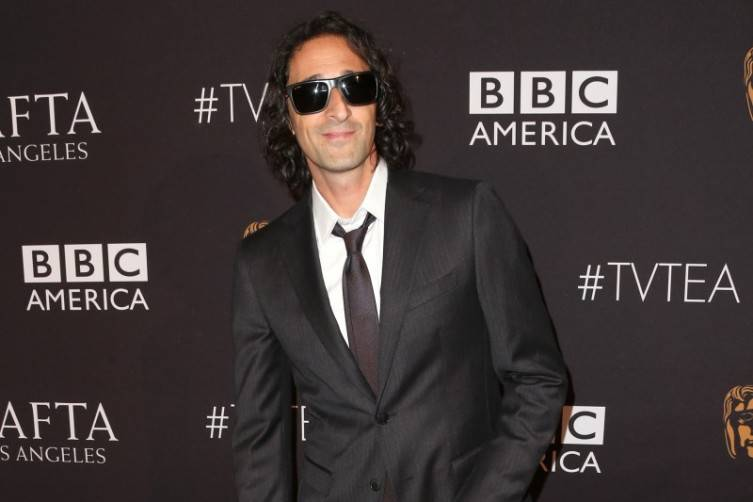 Adrien Brody attends the 2015 BAFTA Los Angeles TV Tea at SLS Hotel