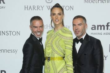 Private Event – Harry Winston at amfAR Milan