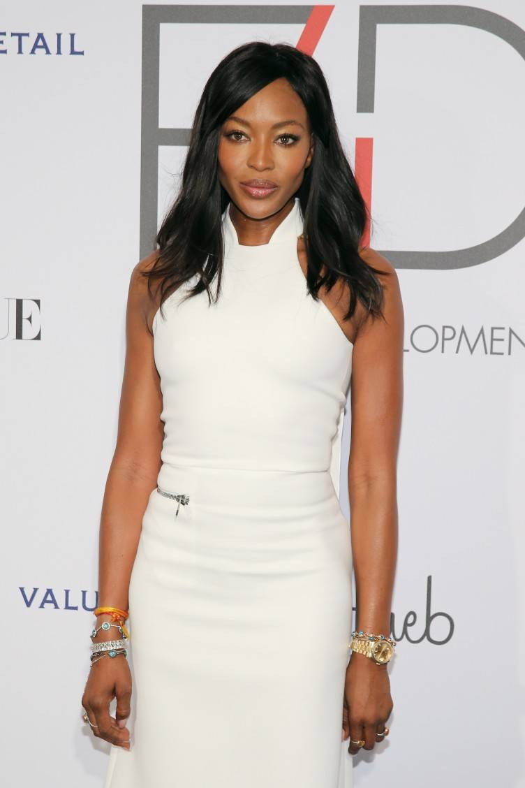 NEW YORK, NY - SEPTEMBER 28: Naomi Campbell attends the Fashion 4 Development's 5th annual Official First Ladies luncheon at The Pierre Hotel on September 28, 2015 in New York City. (Photo by Neilson Barnard/Getty Images for Fashion 4 Development)