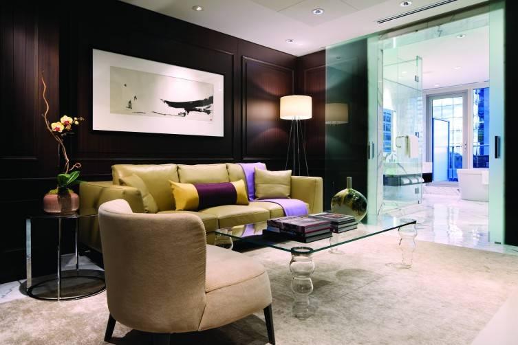 Owner's Suite of the Shangri-La Toronto