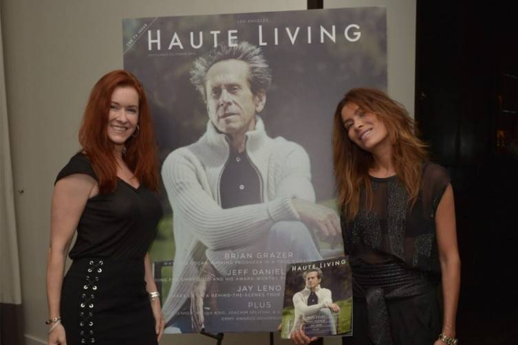 Haute Living and Westime Celebrate Brian Grazer 4