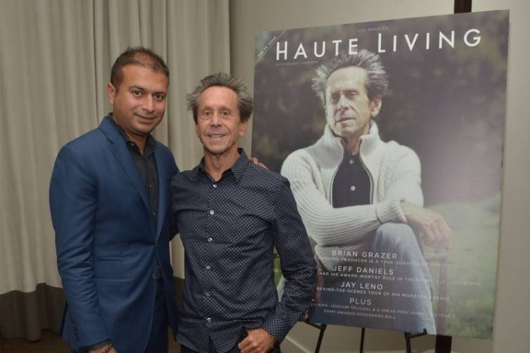 Haute Living and Westime Celebrate Brian Grazer 1