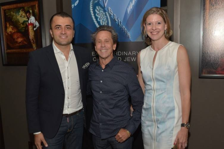 Haute Living and Westime Celebrate Brian Grazer 8