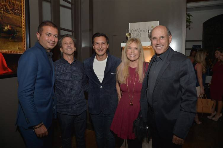 Haute Living and Westime Celebrate Brian Grazer 2
