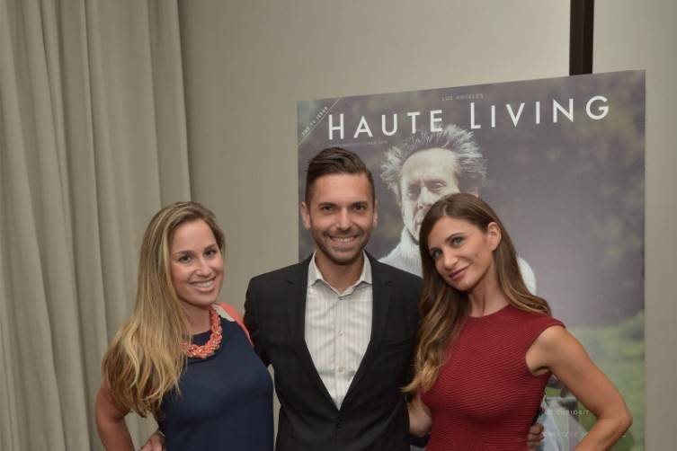Haute Living and Westime Celebrate Brian Grazer 7