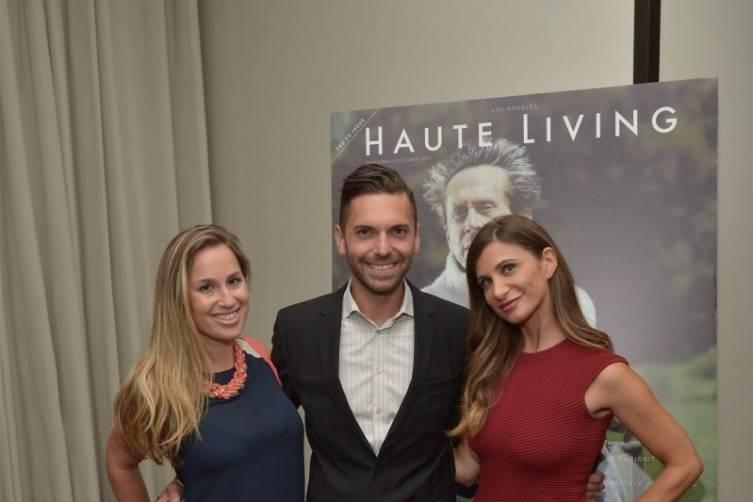 Haute Living and Westime Celebrate Brian Grazer 7