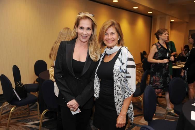 Patricia Goldsmith & Debra Leibowitz