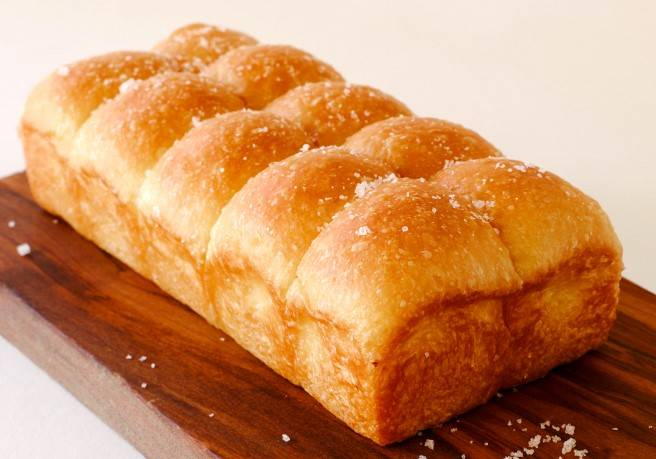 Parker Rolls: made for Ad Lib by Bouchon Bakery and served with butter by Diane St. Clair's Animal Farm