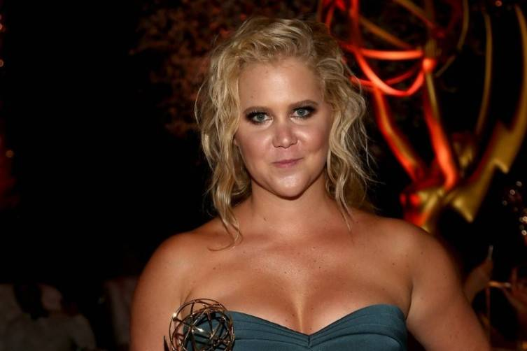Amy Schumer attends the Governors Ball for the 67th Primetime Emmy Awards
