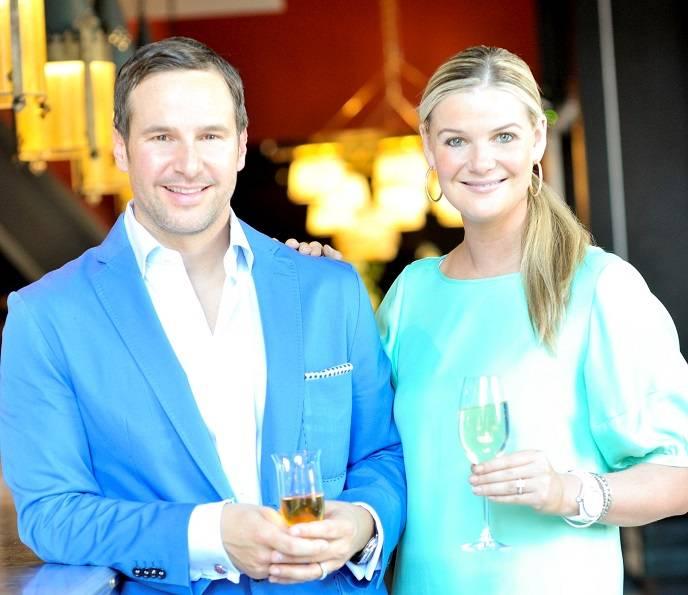 James Nicholas and Anna Weinberg