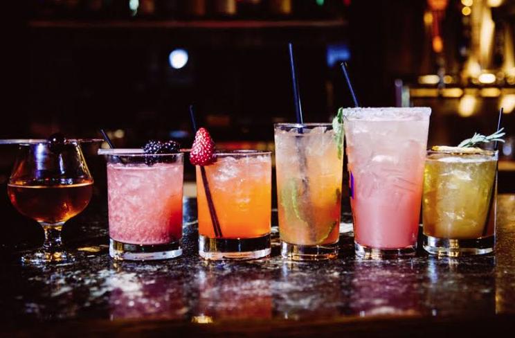Atomic Las Vegas Cocktails