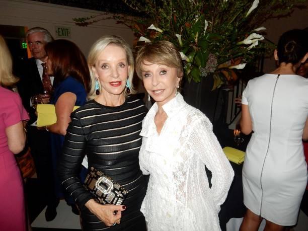 Barbara Brown and Roberta Sherman