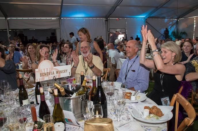 2015 Sonoma Harvest Wine Auction