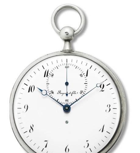 Breguet N°1328 Timekeeper