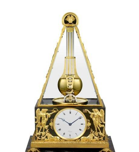 Breguet N°449 Exceptional clock