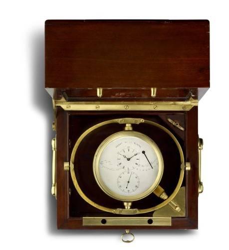 Breguet N°5107 Marine chronometer