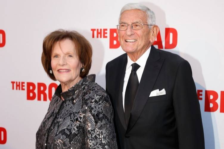 Founders Edythe and Eli Broad