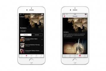 Burberry launches on Apple Musi_002