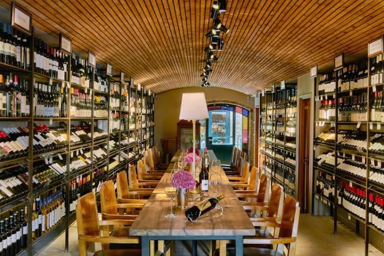 Cellar - Wine Tasting