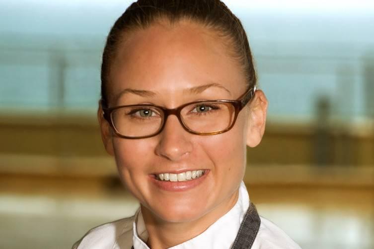 Chef Adrrienne Grenier