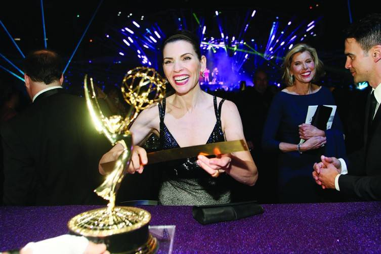 Julianna Margulies Horrific Experience With Steven Seagal and Harvey Weinstein haute living tita carra