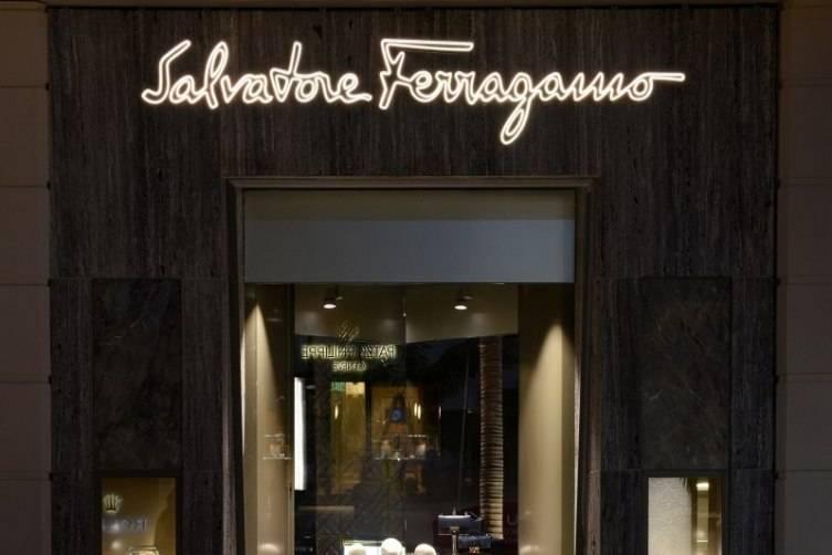 Ferragamo's Redesigned Rodeo Drive Boutique 3