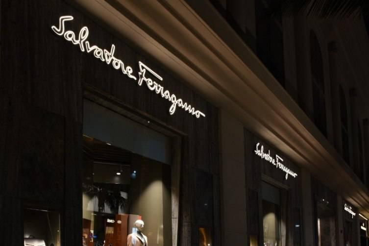 Ferragamo's Redesigned Rodeo Drive Boutique 2