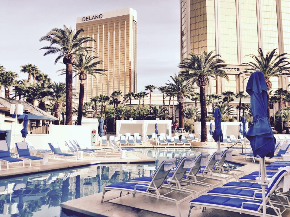 The delano celebrates one year as best boutique hotel in vegas for Best boutique hotels vegas