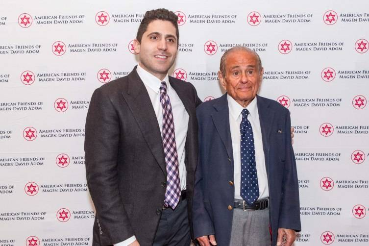 Dr. Lior Tamir & Maurice Kanbar