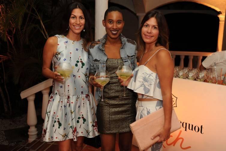 Erica Saylor, Nathalie Cadet-James, & Ana Pedreguera